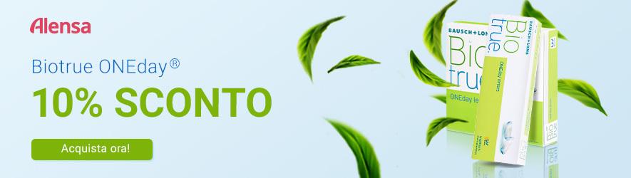 10% sconto biotrue oneday